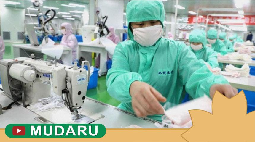 Những loại khẩu trang giúp ngăn ngừa virus corona